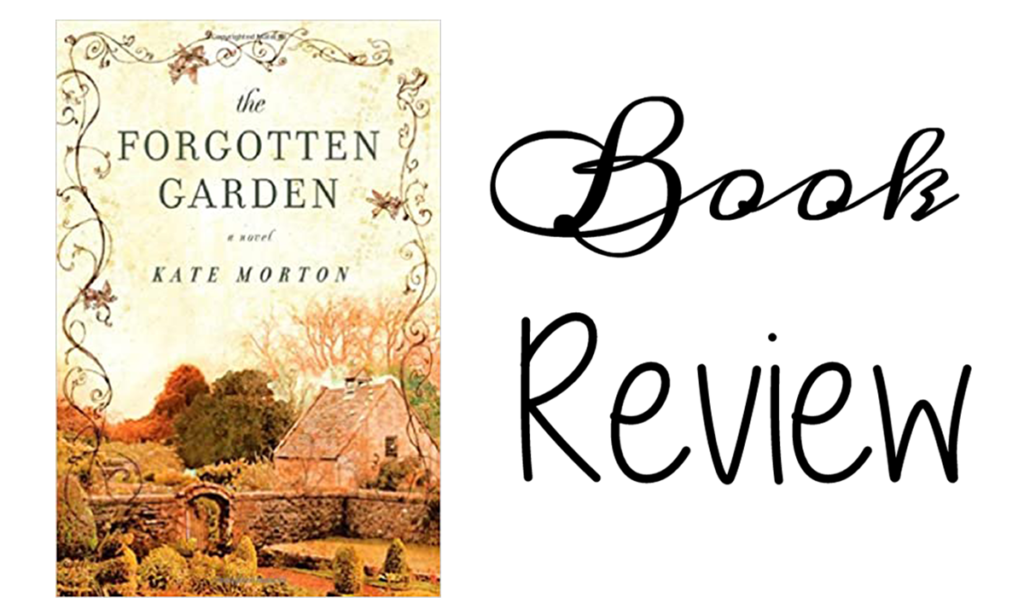 The Forgotten Garden Featured Image || Southeast by Midwest #bookreview #literary #books