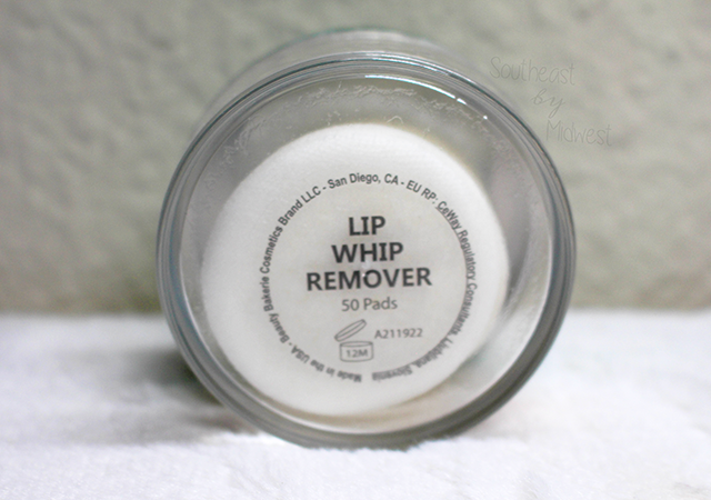 Beauty Bakerie Remover Label || Southeast by Midwest #beauty #bbloggers #beautybakerie