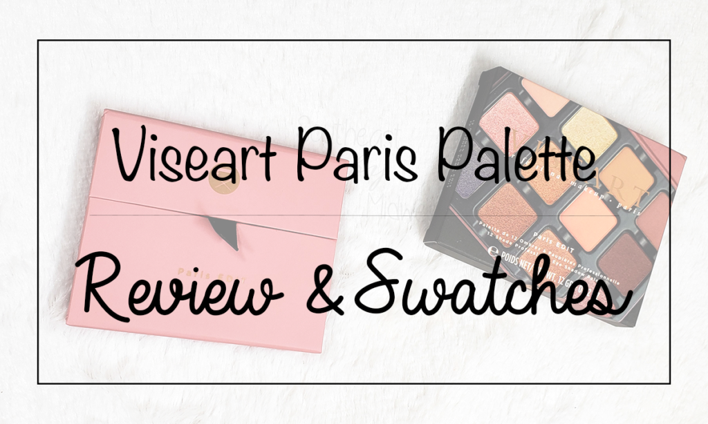Viseart Paris Palette Featured Image || Southeast by Midwest #beauty #bbloggers #viserart #viseartparis #parisedit #eyeshadow