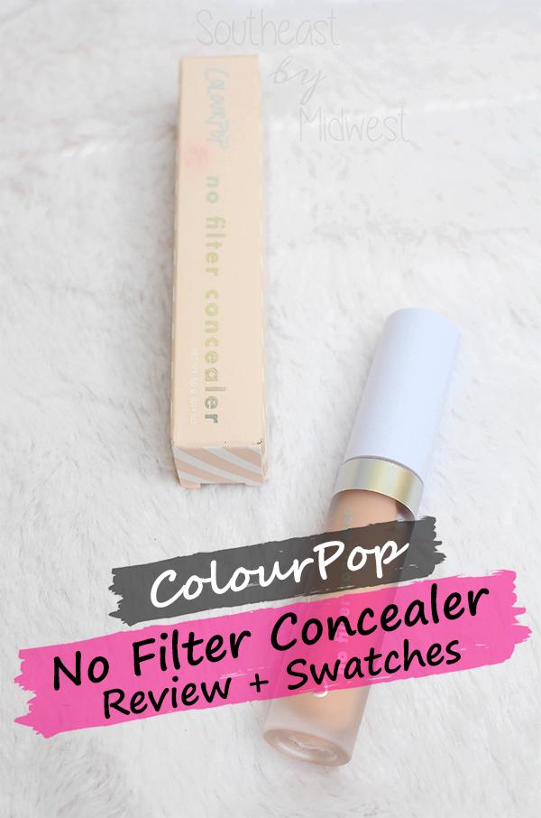 ColourPop Matte Concealer || Southeast by Midwest #beauty #bbloggers #colourpop