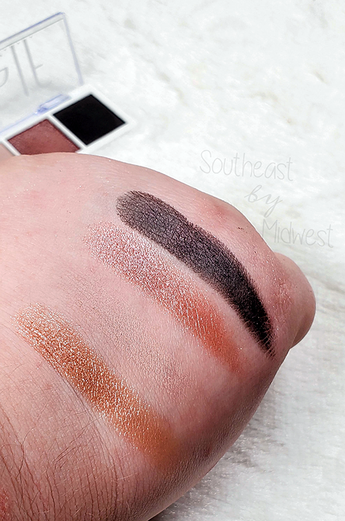 Elf Rose Water Palette Swatches || Southeast by Midwest #beauty #bblogger #eyeslipsface #elfcosmetics #elfingamazing