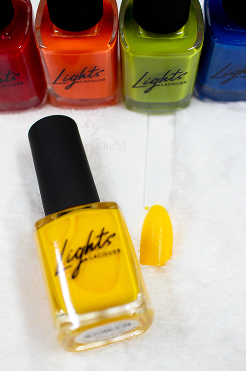 Lights Lacquer Summer 2020 Collection Swatch 3 || Southeast by Midwest #beauty #manimonday #nailpolish #lightslacquer #kathleenlights
