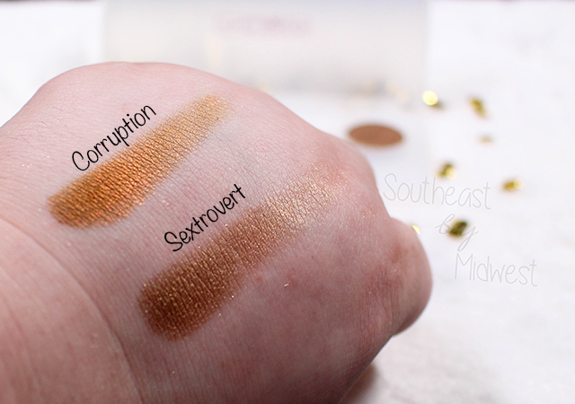 Pat McGrath Sublime Palette Swatch 2 || Southeast by Midwest #beauty #bbloggers #patmcgrath #patmcgrathlabs