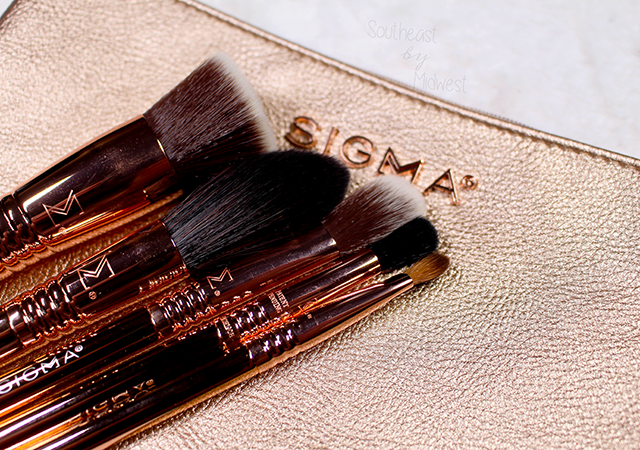 Sigma 2020 Haul Iconic Brush Set || Southeast by Midwest #beauty #bbloggers #sigmabeauty #sigmabrushes #sigmahaul #beautyhaul