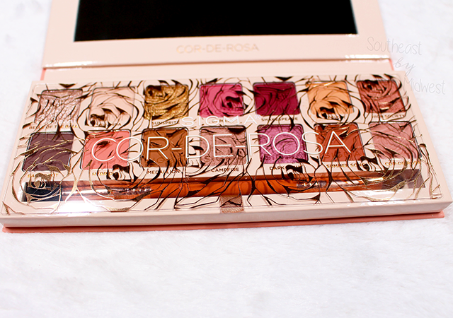 Sigma Cor de Rosa Palette About || Southeast by Midwest #beauty #bbloggers #sigmabeauty #sigmacorderosa