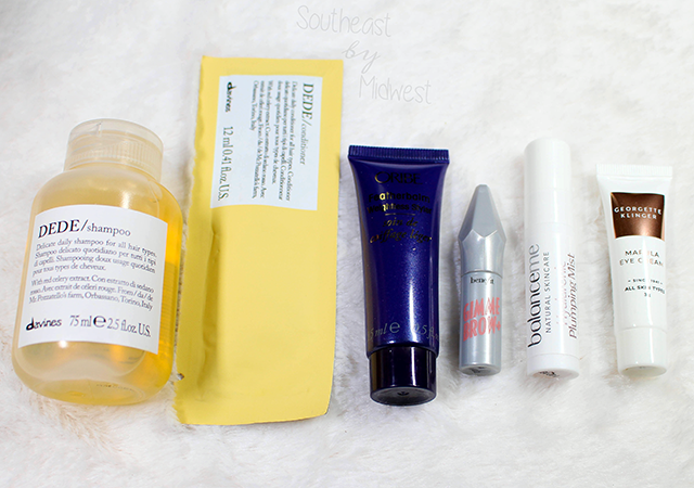 Birchbox June - November Unboxings October || Southeast by Midwest #beauty #bbloggers #birchbox #subscriptionbox