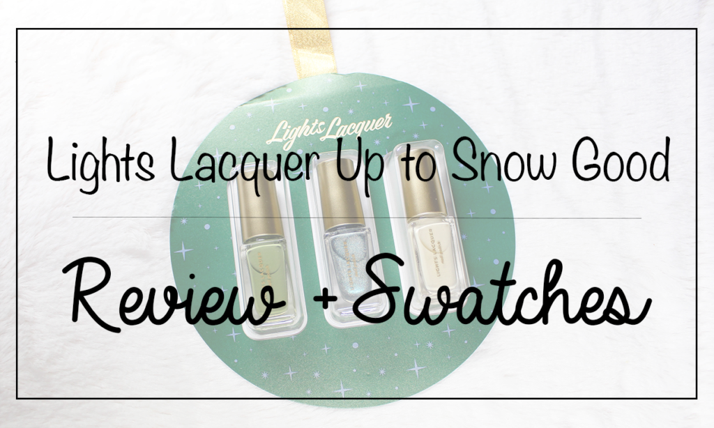 Lights Lacquer Green Ornament Set Featured Image || Southeast by Midwest #beauty #bbloggers #manimonday #lightslacquer #nailswatch