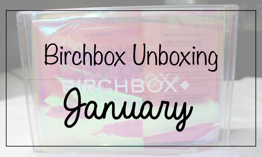Birchbox Jan 2021 Unboxing Featured Image || Southeast by Midwest #beauty #bbloggers #birchbox #subscriptionbox