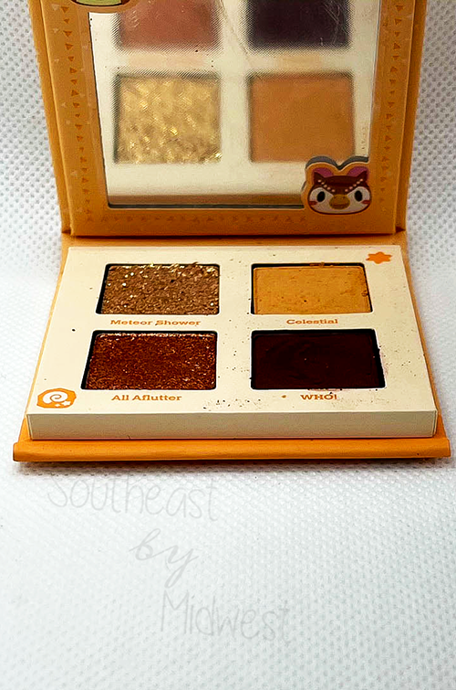 ColourPop x Animal Crossing What a Hoot Palette Final Thoughts    Southeast by Midwest #beauty #bbloggers #colourpop #colourpopxanimalcrossing #animalcrossing