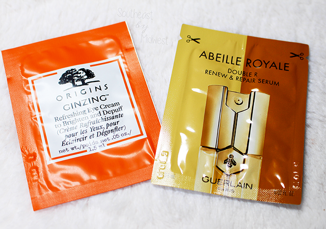 Sephora January Haul Samples || Southeast by Midwest #beauty #bbloggers #sephora #haul