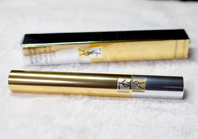 Sephora January Haul YSL Mascara || Southeast by Midwest #beauty #bbloggers #sephora #haul