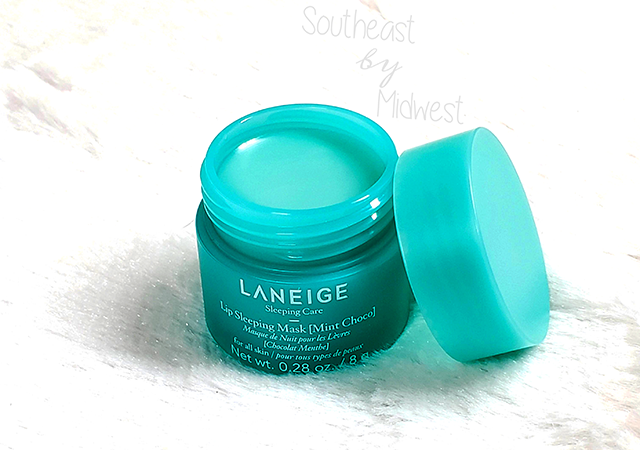 Laneige Mint Chocolate Mask Final Thoughts || Southeast by Midwest #beauty #bbloggers #lipmask #laneige