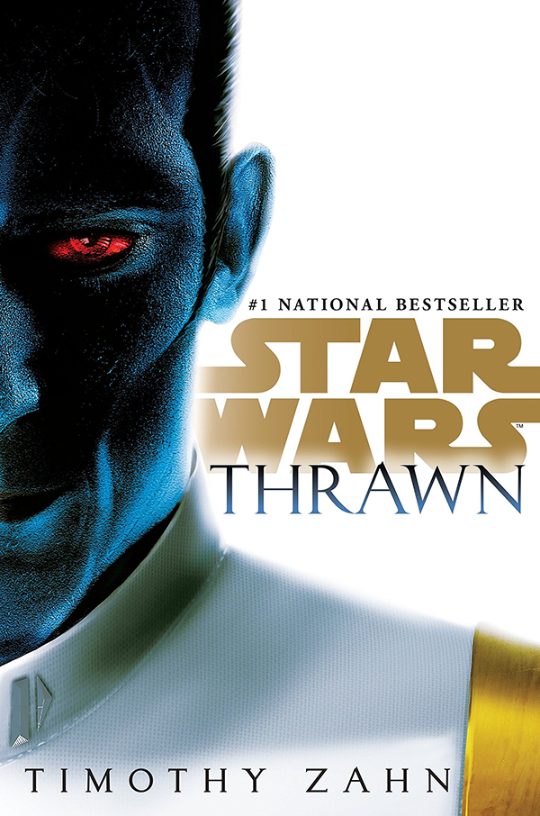 Thrawn Book Review || Southeast by Midwest #bookreview #thrawn #starwars