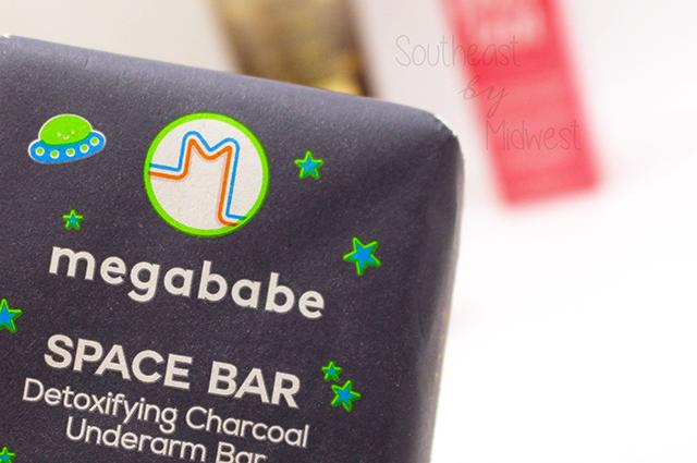 July 2021 Birchbox Unboxing Megababe Space Bar    Southeast by Midwest #beauty #birchbox #subscriptionbox #unboxing