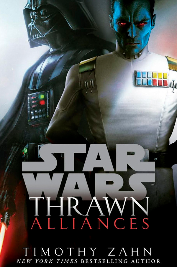 Thrawn Alliances by Timothy Zahn    Southeast by Midwest #bookreview #starwars