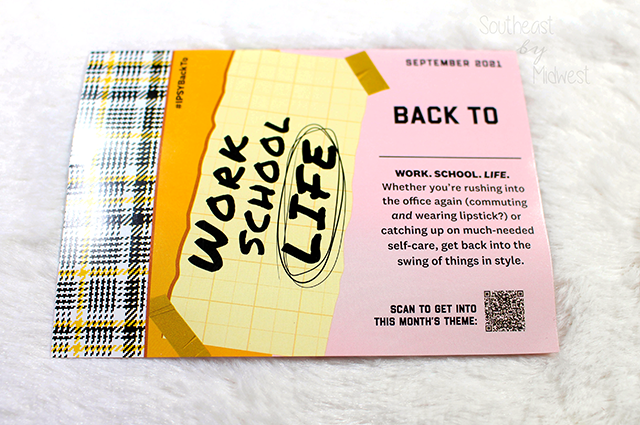 September 2021 Ipsy Unboxing About || Southeast by Midwest #beauty #bbloggers #ipsy #septemberipsy #ipsybackto